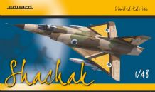 Eduard 1/48 Model Kit 11128 Shachak (Limited Edition)